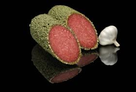 Σαλάμι αέρος με πράσινο πιπέρι Μαδαγασκάρης Γερμανίας
